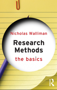 Image of Research Methods The Basic