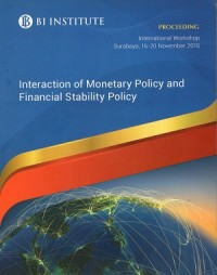 Image of Proceeding Interaction of Monetary Policy and Financial Stability
